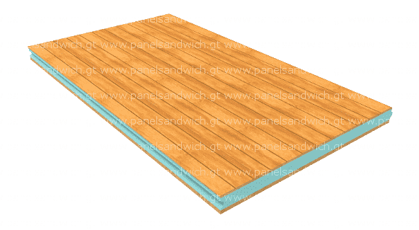 Panel sandwich madera panel sandwich guatemala - Panel sandwich de madera ...